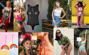 Inspiração de looks para o carnaval